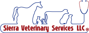 Sierra Veterinary Services Logo